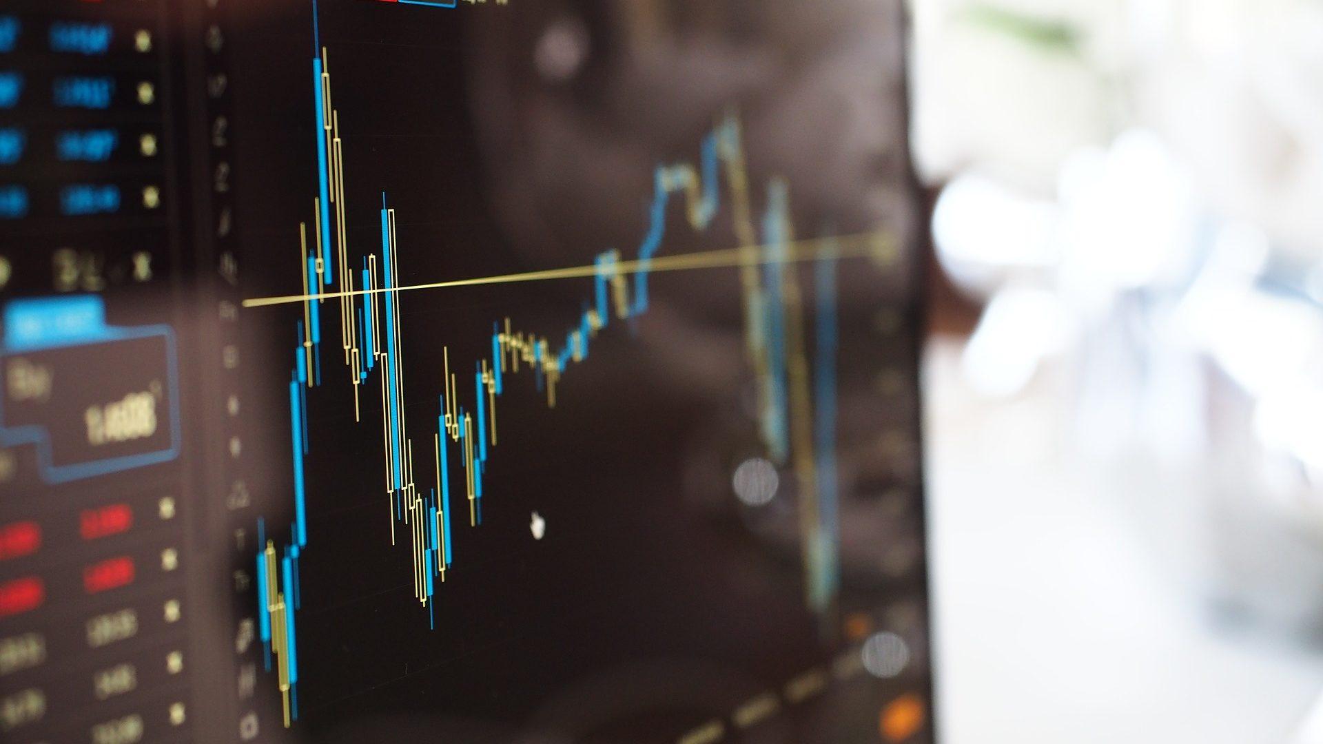 Vývoj ceny zlata za rok 2019